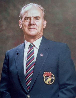 Eugene Heesaker, Honorary Vice-Chairman for Life