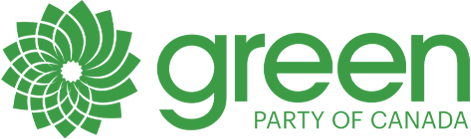 Green Party of Canada logo.